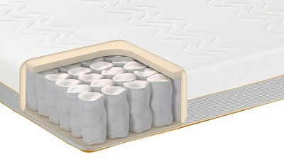 Pocket-Sprung Mattress